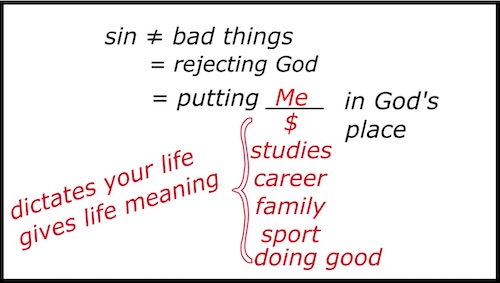 Understanding Sin training video link